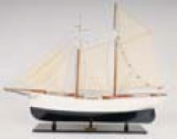 Wooden Model Boat Wanderbird L80