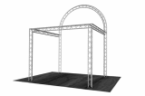 China aluminum stage truss