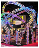 Exhibition truss aluminum truss