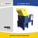 UK brand hospital waste shredder machine