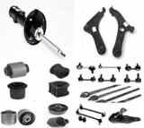 SHOCK ABSORBER_ CONTROL ARM_ STABILIZER_ BALL JOINT_ BUSHING