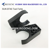 SUN BT40 Plastic Tool Finger Forks for BT40 Toolholder Clamp
