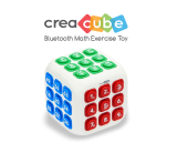 Creacube _ Smart IoT math learning system with Motion and Multiple senses