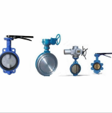 Concentric Disc Butterfly Valves