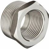 stainless ASTM A182 F348h hex head bushing