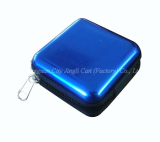 Recyclable square promotional tin with zipper made of 0_23mm