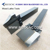 Carbide Wood Lathe Knife Woodturning Tool Cutters for Lathe