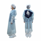 Arirang Protective isolation gown