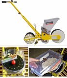 Jang Manual Seeder JD-1 for corn, bean, pea