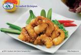 Seajoco Breaded Octopus