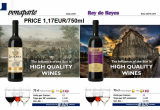 High quality Spanish wines