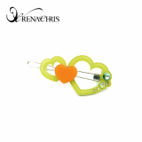 -Renachris- Triple Heart point hairpin hpl064