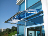 Polycarbonate Awning