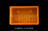 PVC Rubber Mould Cable Cover