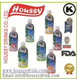 Supplier houssy nata de coco drink with fruit juice