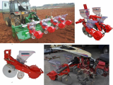 Jang Tractor/Walking Tractor Seeder : JDT-4 for corn, bean, pea