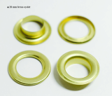 28mm al- - brass eyelet