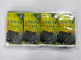 mini boseong green tee oil seaweed laver