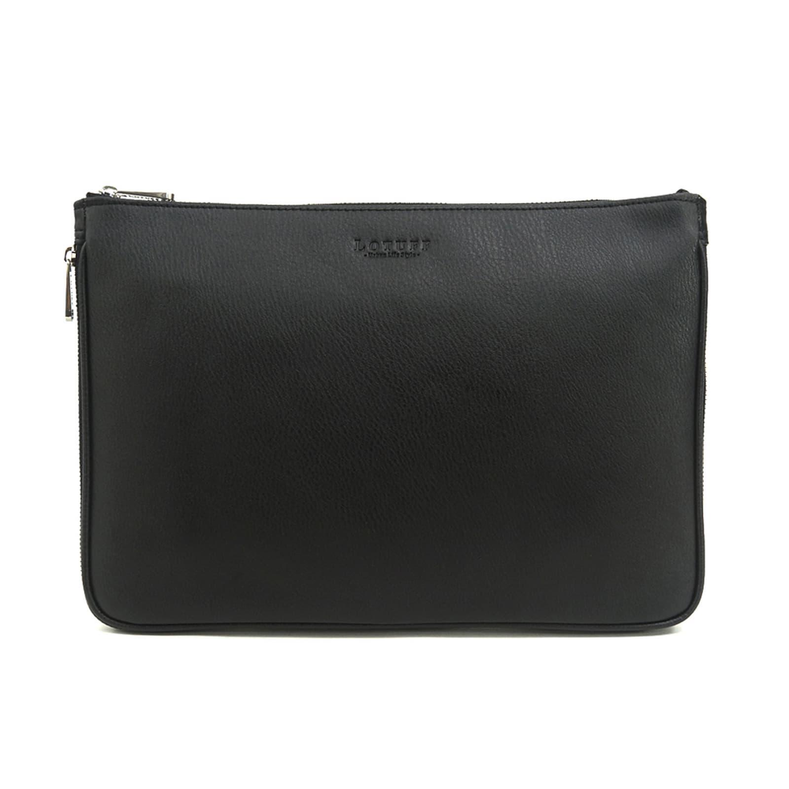 LOTUFF Genuine Leather Clutch bag_ Cross Bag LO_3128 6 Color