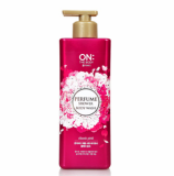 _LG COSMETICS_ Classic Pink Perfume Shower Body Wash
