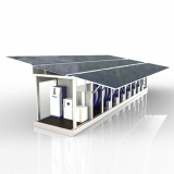 Photovoltaic Power Generation_ Rainwater Purification System