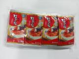 mini kimchi flavour seaweed laver