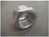stainless ASTM A182 F310H hex head bushing