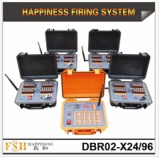 500 m remote control Fireworks Firing System_ 96 channels Sequential fireworks system__DBR02-X24_96_
