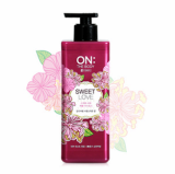 _ON_ THE BODY_ Sweet Love Perfume Body Wash