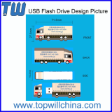 Customize Company PVC Usb Cute Flash Drives Fast Delivery