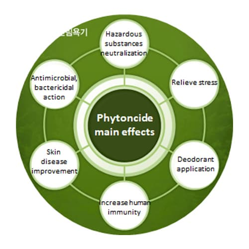 PHYTONCIDE CONDITIONER _ _INDOOR NATURAL FOREST_