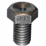 stainless ASTM A182 F310 hex head bushing