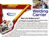 WELDING CARRIER Welding Auxiliary Handling Equipment