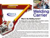 WELDING CARRIER Welding Auxiliary Handling Equipment
