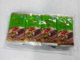 mini wasabi flavour seaweed laver