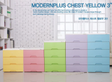 Modern Plus chest of drawer