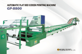 AUTOMATIC FLAT_BED SCREEN PRINTING MACHINE