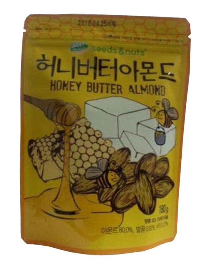 Honey butter Almond 180g