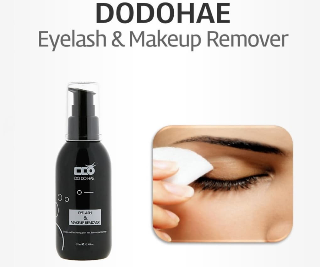 Tradekorea B2b Korea Mobile Site Dodohae Eyelash Makeup Remover