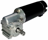 DC Worm Geared Motor 40W For Automatic Sliding Door
