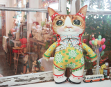 A cat doll No.4