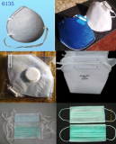 Particle and Bacteria preventive face mask