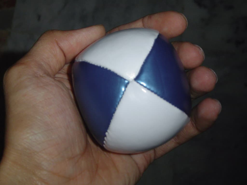 One Juggling Ball