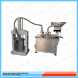 300ml Silicone Cartridge Filling and Capping machine