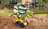 WRECKER -The T-Rex Skid Loader-