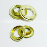 24mm - 27mm brass teeth eyelet