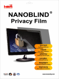 PRIVACY FILM FOR MONITOR