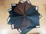Double sided silicone coating fabric_ artificial leather