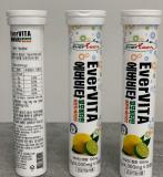 Foam Vitamin_Effervescent Vitamin_Bubble Vitamin C_Evervita