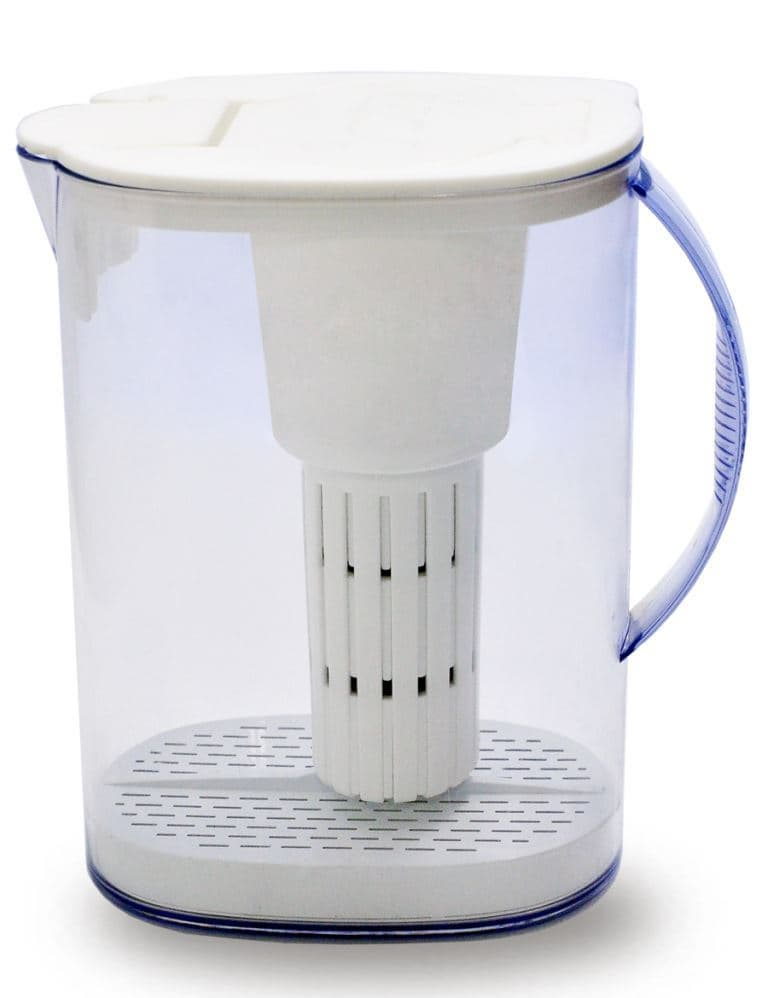 Hydrogen rich water purifier pitcher